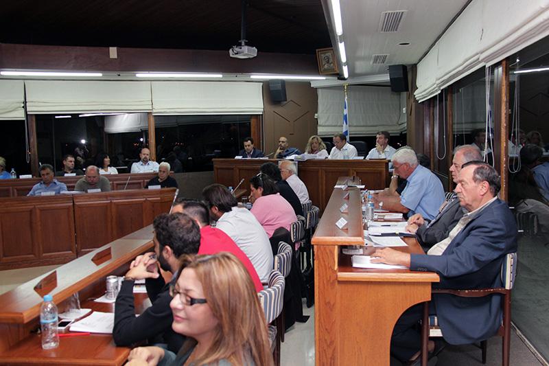 Κανονισμός λειτουργίας του ΟΑΠΠΑ στο Δημοτικό Συμβούλιο 3Β