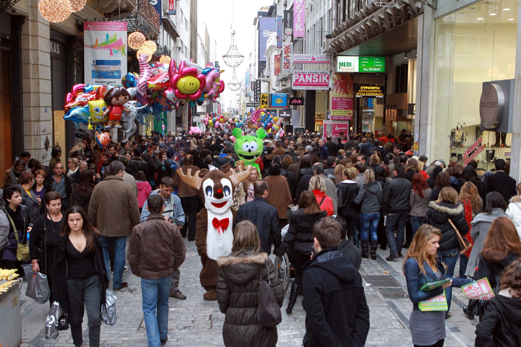 Εντατικοί έλεγχοι στην αγορά από την Περιφέρεια Αττικής ενόψει των εορτών