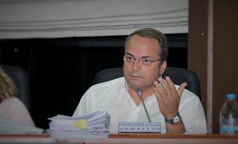 Κωνσταντέλλος: Οι εκλογές κρίνονται στις κάλπες όχι στα δικαστήρια
