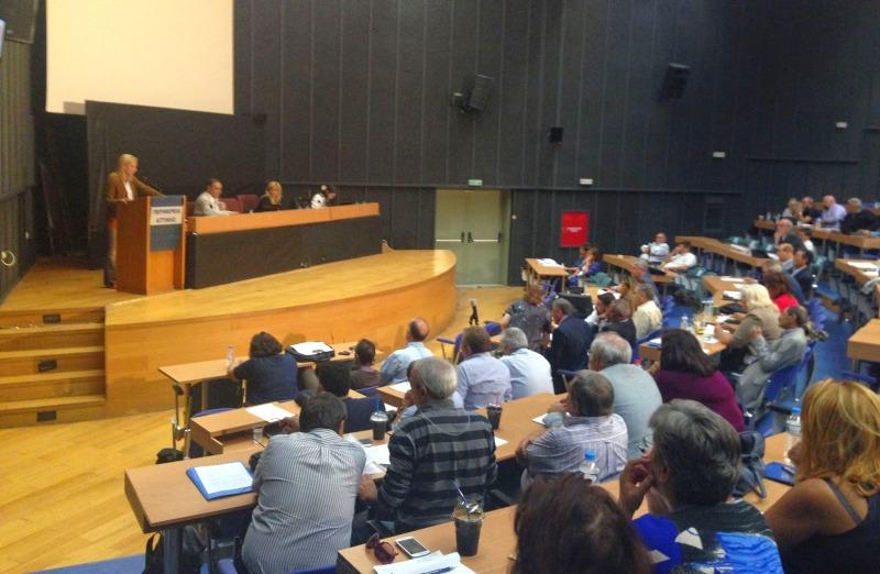 Συμπαραστάτης και σχολικές μεταφορές στο Περιφερειακό Συμβούλιο Αττικής