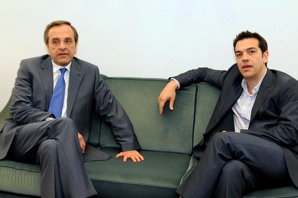 Ναι στον Σταύρο Δήμα αλλά και στον ΣΥΡΙΖΑ δείχνουν οι δημοσκοπήσεις