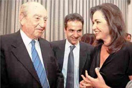 Η οικογένεια Μητσοτάκη δεν ψηφίζει Πρόεδρο με ψήφους χρυσαυγιτών