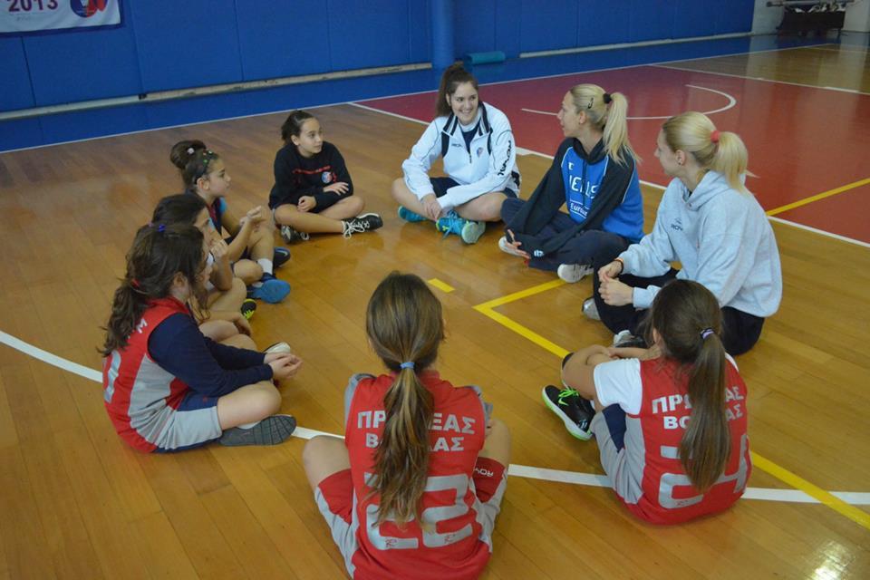 Στη Βούλα το Πρωτάθλημα Νεανίδων μπάσκετ