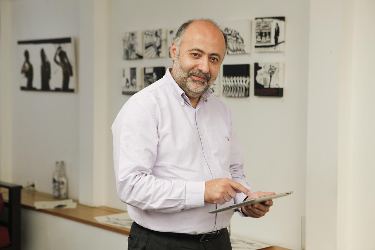 Δημήτρης Τσιόδρας: Γιατί «Ναι στην πολιτική», γιατί με Το Ποτάμι