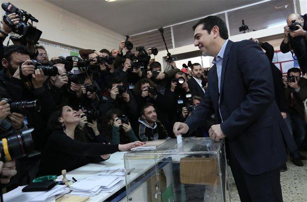 Ψήφισε ο Τσίπρας:«Ο φόβος φεύγει, η ελπίδα έρχεται»