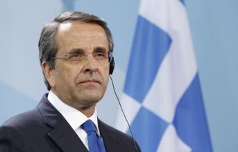 Διάγγελμα Σαμαρά: «Ιστορική απόφαση ΕΚΤ, μην χαθεί η ευκαιρία