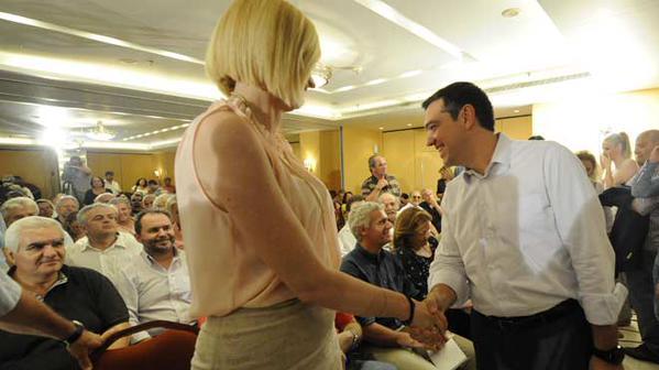 Ενθουσιασμό στον ΣΥΡΙΖΑ φέρνει η μεταγραφή της Ραχήλ Μακρή!