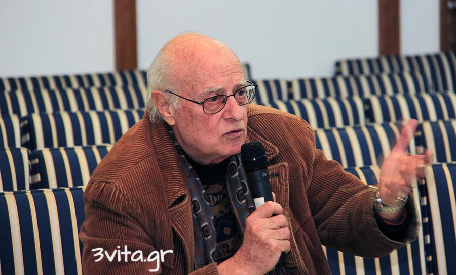 Χρήστος Διονυσόπουλος, ο ειδικός του Δήμου για τις αρχαιότητες (video)