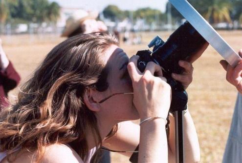 Όχι selfie στην έκλειψη ηλίου της Παρασκευής