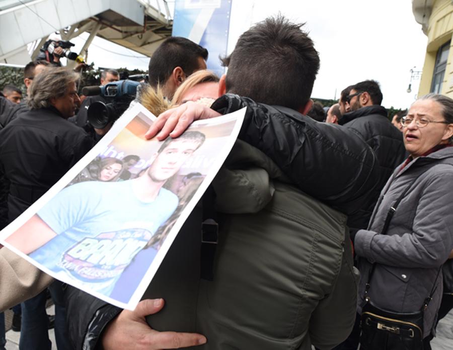 Γονείς Βαγγέλη: Έχουμε εμπιστοσύνη στην ελληνική αστυνομία και δικαιοσύνη