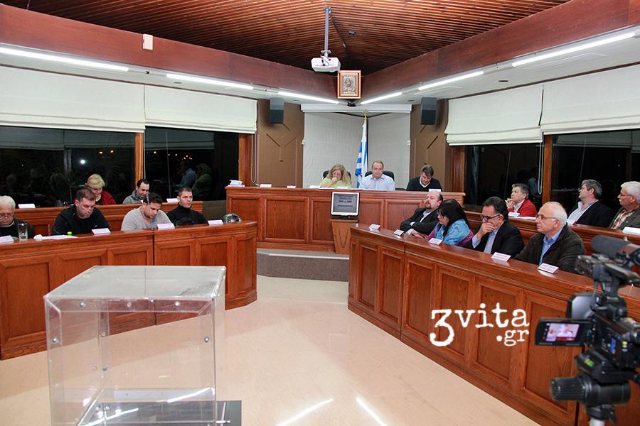 Η πιο ξεχωριστή συνεδρίαση του Δημοτικού Συμβουλίου 3Β (video-photos)