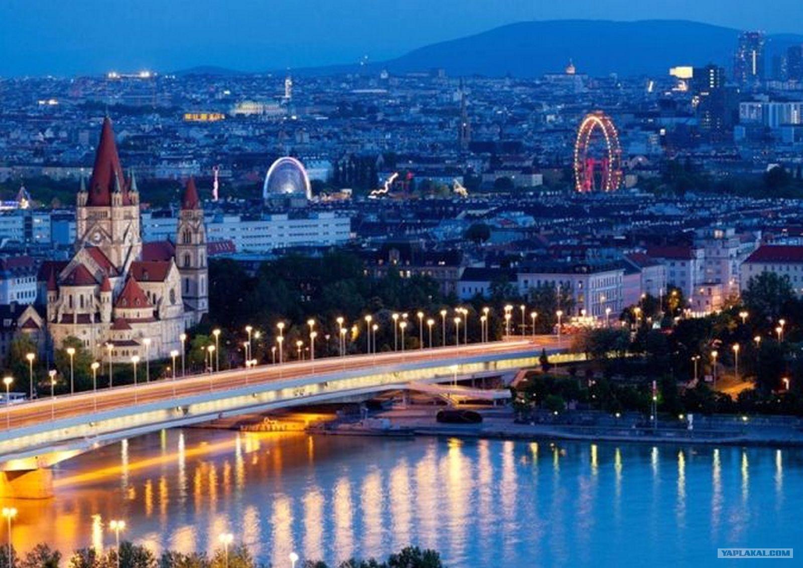Η Βιέννη ανακηρύχθηκε ξανά η πόλη με την καλύτερη ποιότητα ζωής