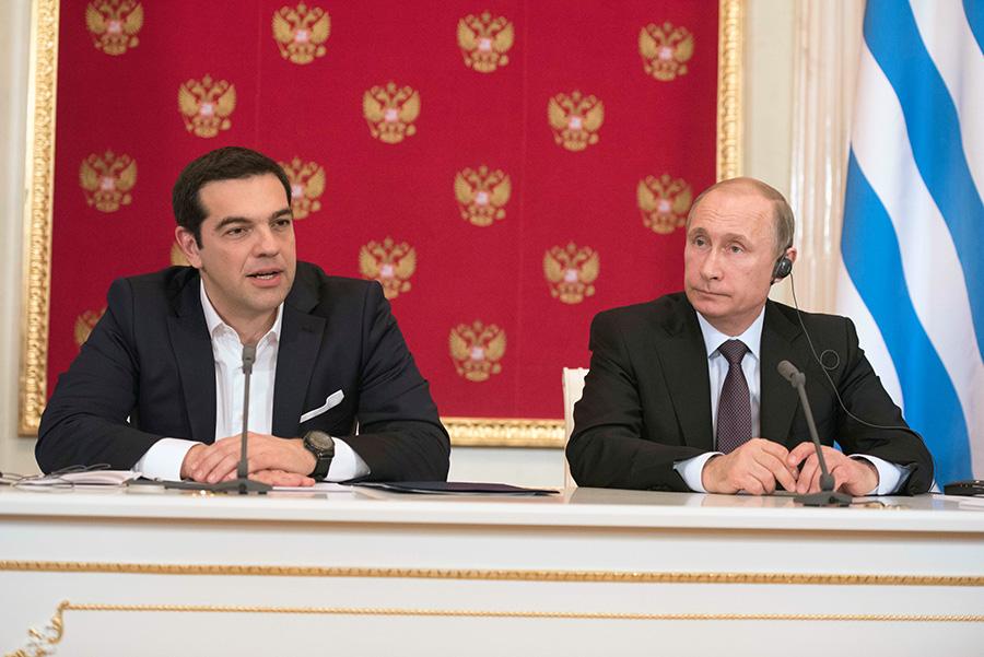 Τι συμφώνησαν Τσίπρας και Πούτιν στη Μόσχα