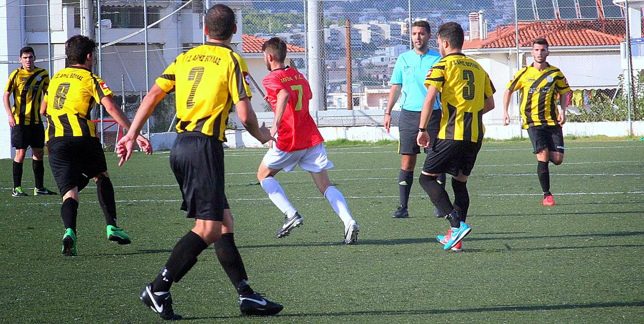 Ξεκινούν στα πρωταθλήματα Αττικής οι ομάδες ποδοσφαίρου των 3Β