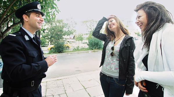 Αλέξης Τσίπρας: Στόχος η συμφιλίωση του πολίτη με τον αστυνόμο