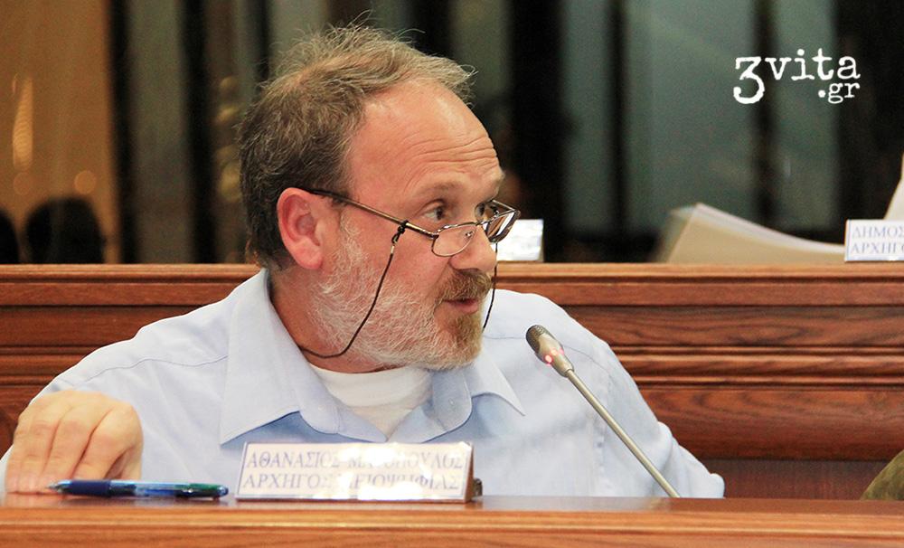 Ματόπουλος: Αργήσατε για την Υδρούσα κύριε Δήμαρχε
