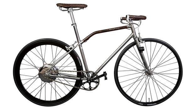Το ποδήλατο των 9.000 ευρώ με την υπογραφή της Φεράρι