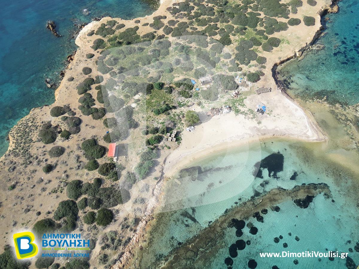 Ο Δημοσθένης Δόγκας παρουσιάζει Αεροφωτογραφίες: Υδρούσα SOS!