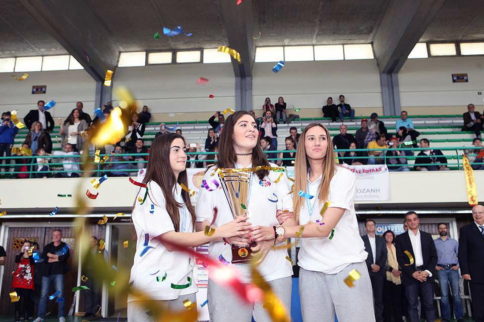 Πρωτάθλημα Ελλάδας στις νεάνιδες του Πρωτέα Βούλας! (photos)