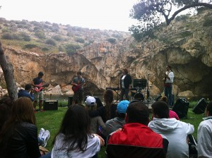 7 Απριλίου 2013, συναυλία που διοργανώνει το ΚΕΘΕΑ