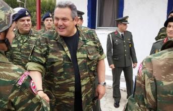 Φυλάκια στα ελληνοαλβανικά σύνορα ανήγγειλε ο Καμμένος
