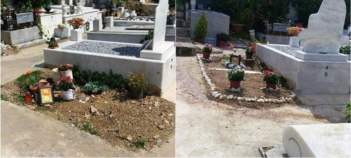 Ντέμης Ρούσσος: γυμνός ο τάφος του, έρημη και απούλητη η βίλα του στη Βούλα