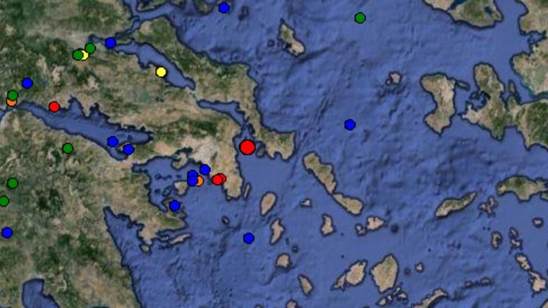 Σεισμός: Tαρακουνηθήκαμε αλλά δεν ανησυχούμε!
