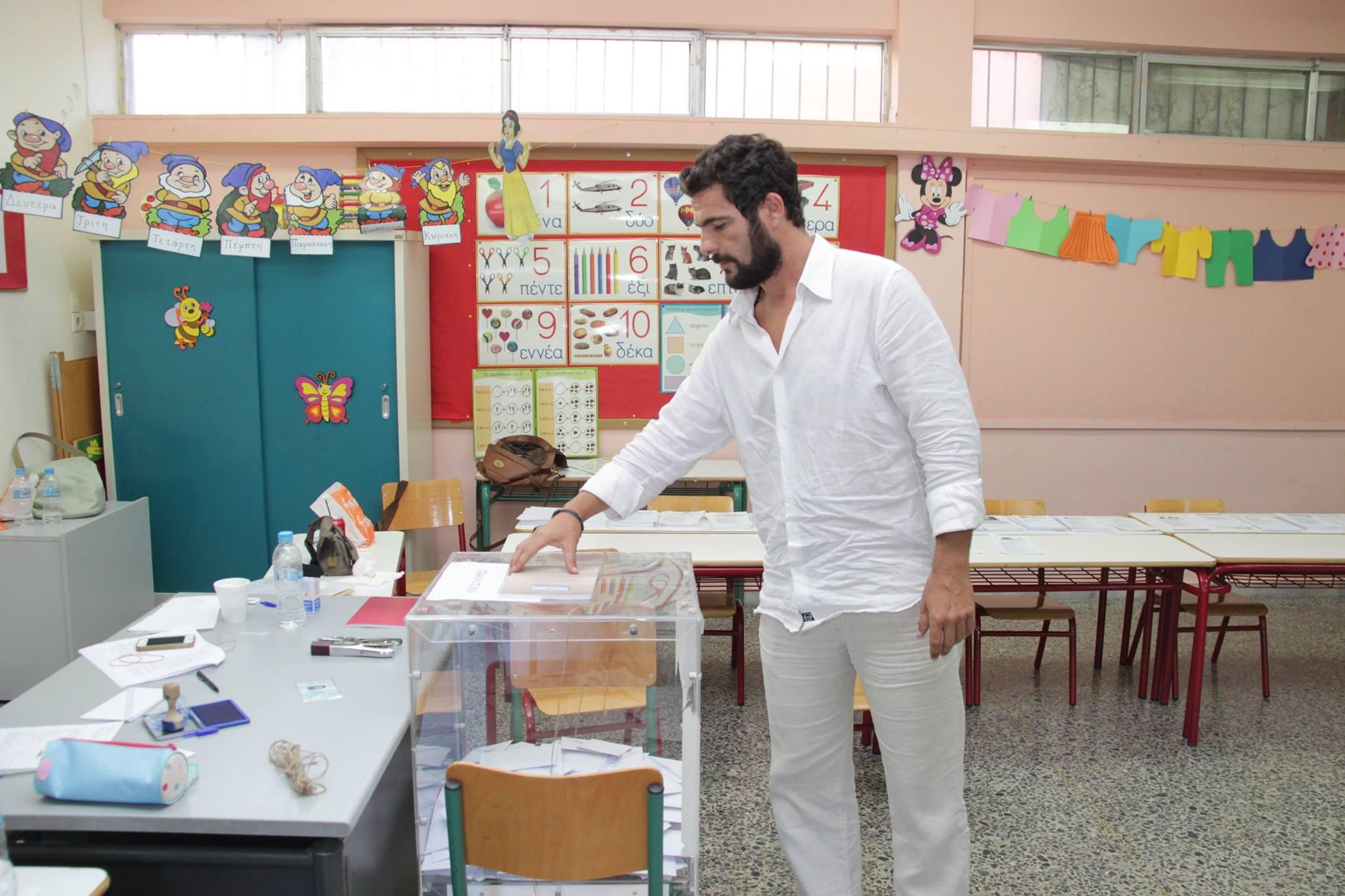 Ο Δημοσθένης Δόγκας για τις βουλευτικές εκλογές