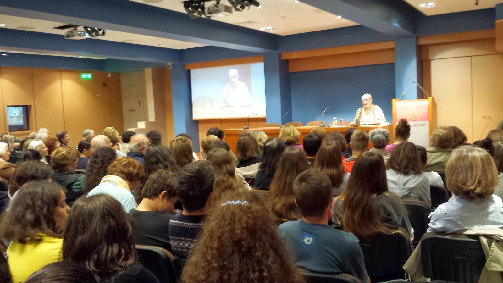 Νέες σειρές μαθημάτων ξεκινούν από τον Οκτώβριο στο Ελεύθερο Πανεπιστήμιο στη Στοά Βιβλίου