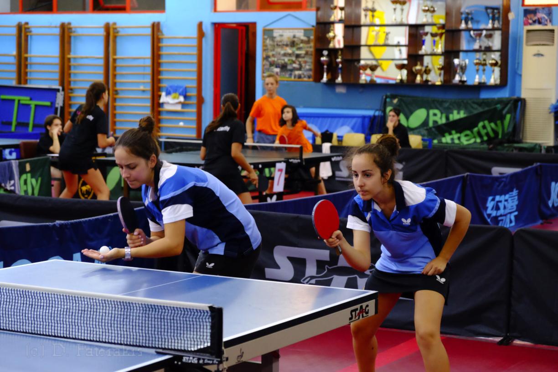 Δυναμικό παρών στα πρωταθλήματα πινγκ πονγκ η Βούλα