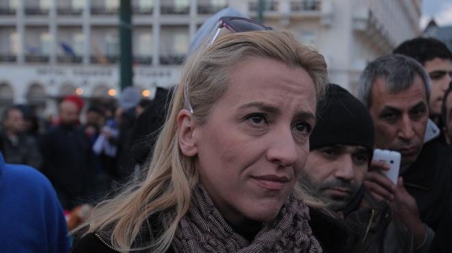 Ρένα Δούρου: Τζαμί τώρα στην Αττική, είναι θέμα εθνικής ασφάλειας!