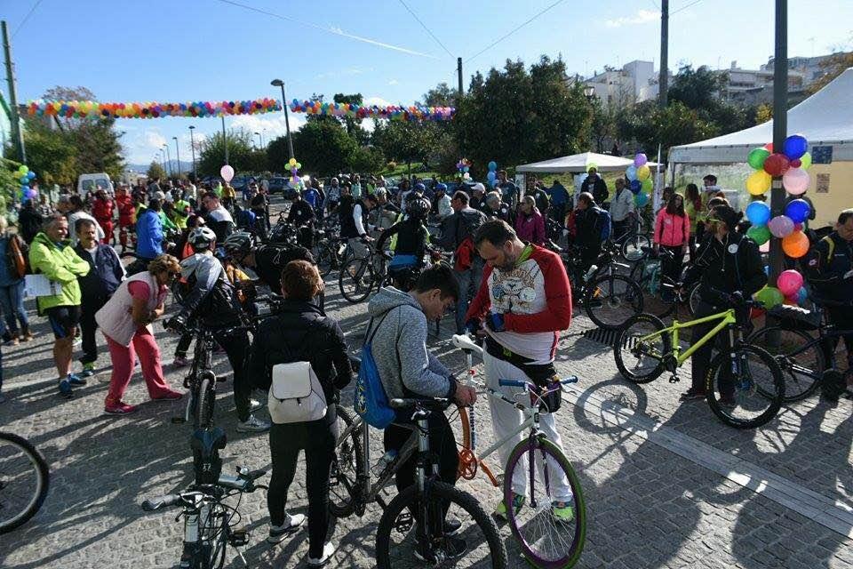 Νέο ποδηλατόδρομο έχει η Αθήνα