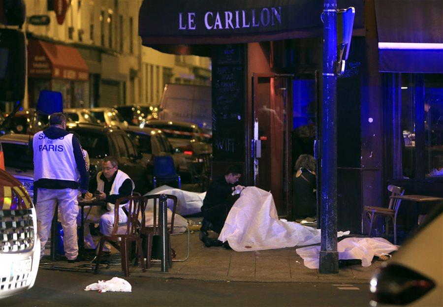 Τρομοκρατικό μακελειό στο Παρίσι: Πάνω από 160 νεκροί
