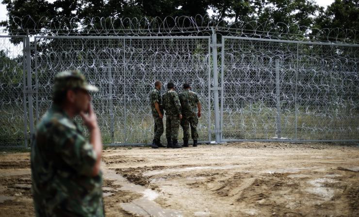 Ο Ερντογάν κλείνει στους πρόσφυγες τα σύνορα της Τουρκίας με την Συρία