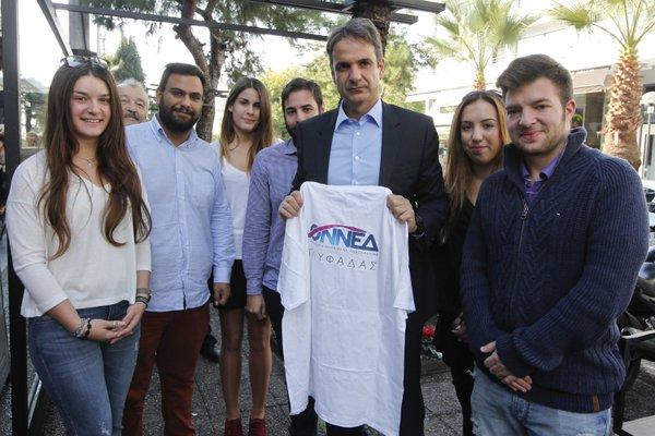Κυριάκος: Ανήσυχοι οι πολίτες στη Γλυφάδα από την τρομοκρατία στο Παρίσι