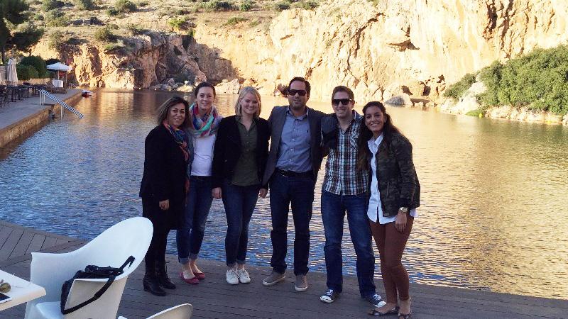 Στη Λίμνη Βουλιαγμένης ξεναγήθηκαν Γερμανοί tour operators