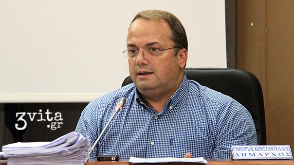 """Κωνσταντέλλος: """"Η κυβέρνηση μας ζήτησε να υποδείξουμε χώρους φιλοξενίας προσφύγων"""""""