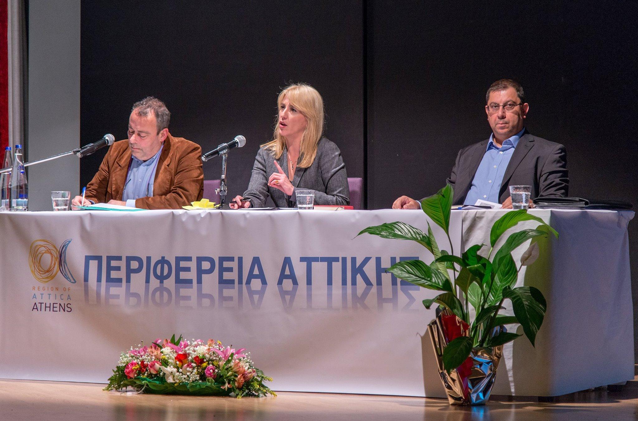 Απολογισμός ενός χρόνου για τον Νότιο Τομέα της Περιφέρειας Αττικής