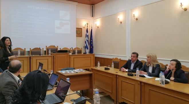Ρένα Δούρου: Αττική και Κρήτη εργάζονται μαζί για τη διαχείριση των αποριμμάτων