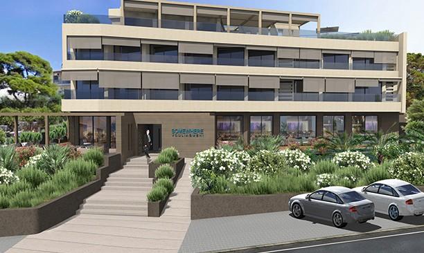 Ένα νέο ξενοδοχείο στη Βουλιαγμένη (photos)