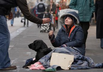 Λεωφορείο για αστέγους θα κυκλοφορεί στους δρόμους της Αθήνας
