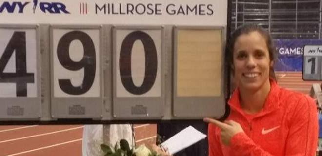 Εκπληκτικό ρεκόρ Ελληνίδας πρωταθλήτριας στο επί κοντώ (βίντεο)