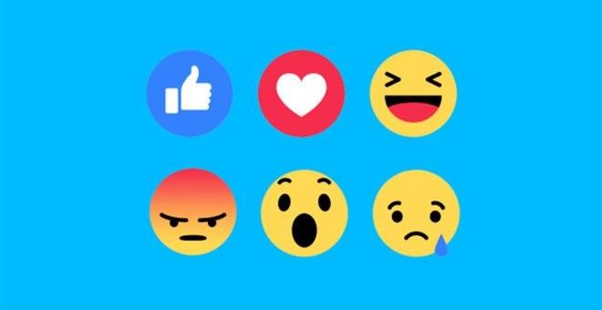 Αναταραχή στον κόσμο του Facebook φέρνουν τα κουμπάκια αντιδράσεων (reactions) !