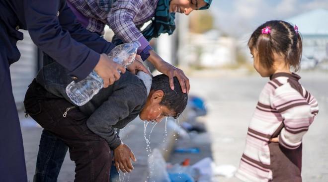 Έκτακτες ανάγκες στο Κέντρο Ειδών Πρώτης Ανάγκης για τους Πρόσφυγες
