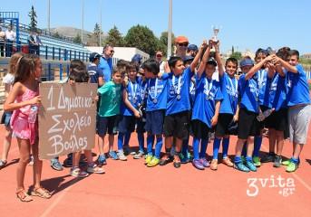 Σχολικά πρωταθλήματα για όλα τα παιδιά από Βάρη, Βούλα, Βουλιαγμένη