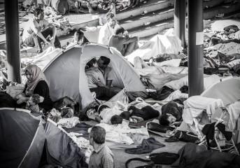 Ελληνική Εταιρία Λοιμώξεων: Οι πρόσφυγες δεν απειλούν την δημόσια υγεία
