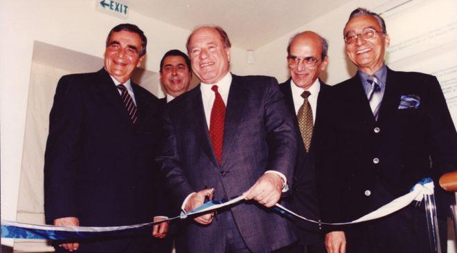 Πέθανε ο πρώην υπουργός Γεράσιμος Αρσένης