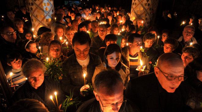 Ήχοι και ύμνοι της Μεγάλης Εβδομάδας στη Βούλα