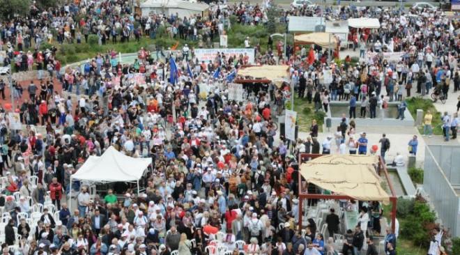 Φτάνει στο Σύνταγμα η μεγάλη πορεία Πάτρα-Αθήνα κατά της ανεργίας