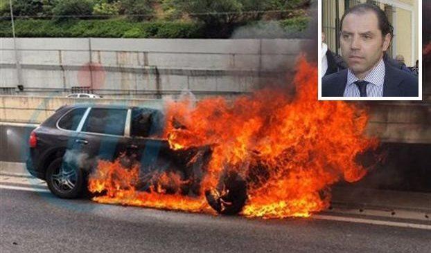 Οσμή πολιτικής δολοφονίας: Κάηκε ζωντανός ο εκδότης Μαυρίκος